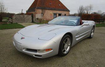 Chevrolet Corvette C5 Convertible 1998 —SOLD