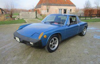 Porsche 914 1975 —SOLD