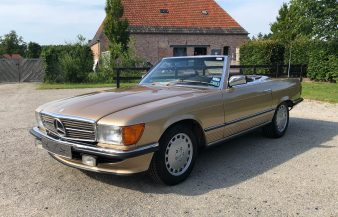 Mercedes W107 280 SL 1984 SOLD