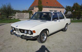 BMW 2500 (E3) 1969 Sedan —SOLD