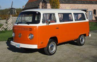 Volkswagen T2b 1974 — SOLD