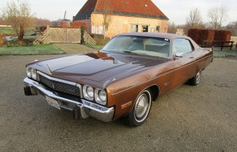 Plymouth Fury Coupe 1973 SOLD