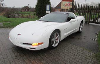 Chevrolet Corvette C5 1997 — SOLD