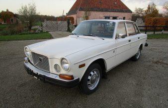 Volvo 164 E 1974 SOLD