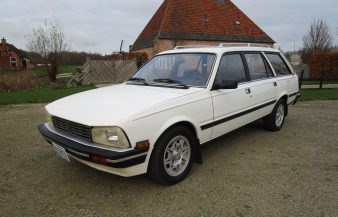 Peugeot 505 Break 1986 SOLD
