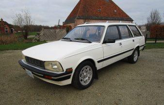 Peugeot 505 Break 1986 — SOLD