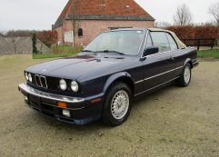 BMW 325i Convertible 1987 SOLD