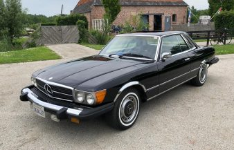 Mercedes W107 450 SLC 1975 SOLD