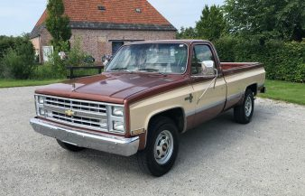 Chevrolet p/u 1986 Silverado SOLD
