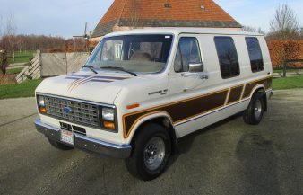 Ford VAN 1986 E150 Econoline XL SOLD
