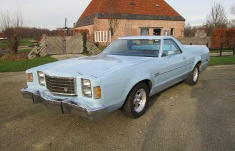 Ford Ranchero SOLD