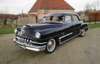 DeSoto Firedome deLuxe 1952 — SOLD