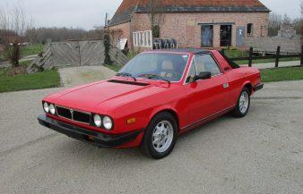 Lancia Zagato 1982 — SOLD