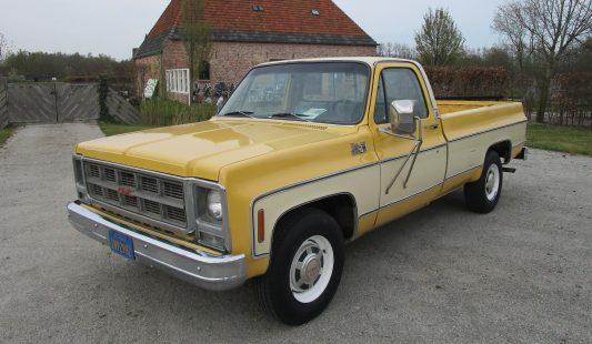 Chevrolet P/U 1979 High Sierra — SOLD