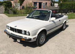 BMW 325i (E30) Cabrio 1987