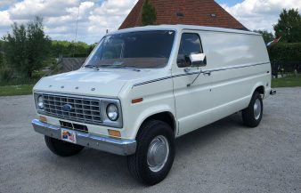 Ford VAN 1978 E250 — SOLD