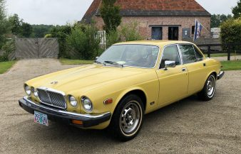 Jaguar XJ6 1980 SOLD