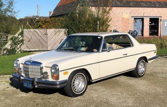 Mercedes W114 280 C 1972 — SOLD