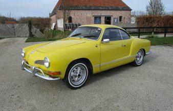 Volkswagen Karmann Ghia 1971 — SOLD
