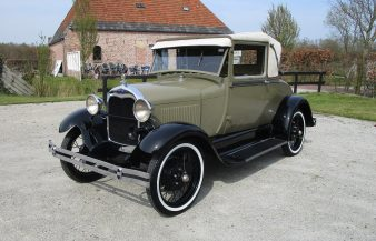 Ford Model A 1928 SOLD