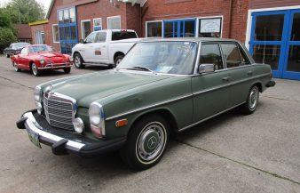 Mercedes W115 300 D 1976