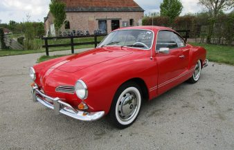 Volkswagen Karmann Ghia 1966 SOLD