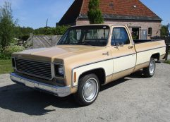 Chevrolet p/u C10 Silverado 1978