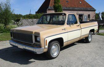 Chevrolet p/u 1978 Silverado — SOLD