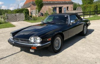Jaguar XJ-S Convertible Mk II 1989 SOLD