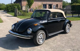 Volkswagen Beetle Convertible 1978 SOLD