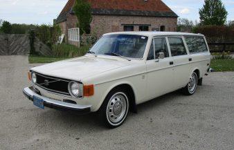 Volvo 145 De Luxe S 1973 — SOLD