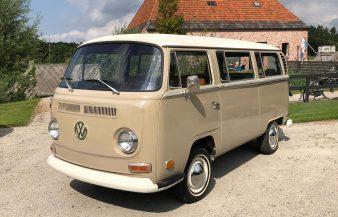 Volkswagen T2a 1969 — SOLD