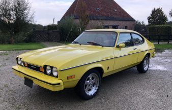 Ford Capri 1977 SOLD