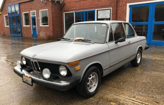BMW 2002 1974 — SOLD