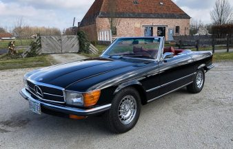 Mercedes W107 450 SL 1972 SOLD