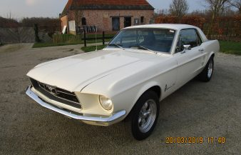 Ford Mustang 1967 — SOLD