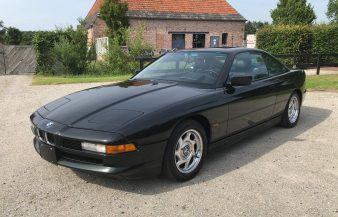 BMW 840 CI (E31) 1995 — SOLD