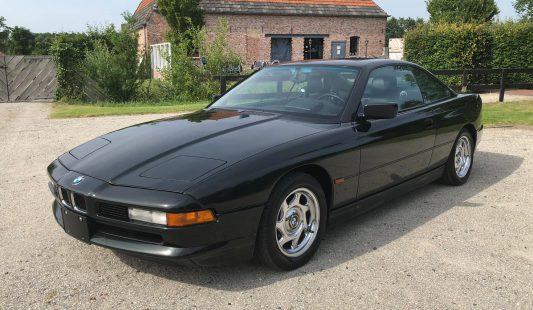 BMW 840 CI (E31) 1995 SOLD