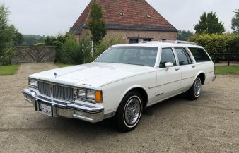 Pontiac Parisienne Wagon 1986 SOLD