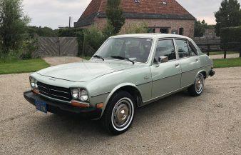 Peugeot 504 Diesel 1979 — SOLD