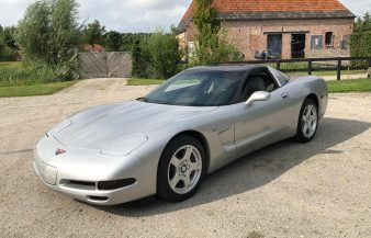 Chevrolet Corvette C5 LS1 1997 SOLD