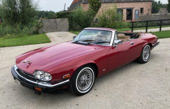 Jaguar XJS V12 1988 Convertible SOLD