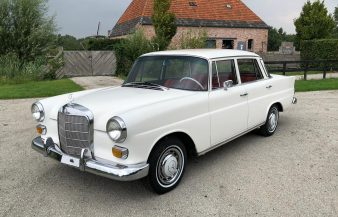 Mercedes W110 200 S 1967 — SOLD