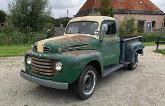 Ford F3 p/u Stepside 1950 SOLD