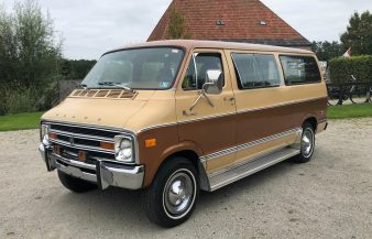 Dodge Sportsman VAN 1978 SOLD