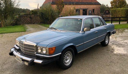 Mercedes W116 300 SD 1979 SOLD