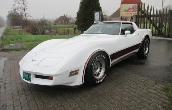 Chevrolet Corvette C3 T-Tops 1980 SOLD