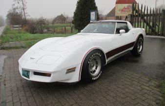 Chevrolet Corvette C3 T-Tops 1980 — SOLD