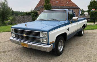 Chevrolet p/u 1984 Silverado — SOLD