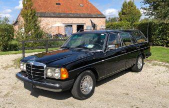Mercedes W123 300 TD 1979 — SOLD